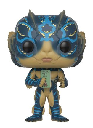 POP! Movies: Shape of Water - Amphibian Man Vinyl Figure