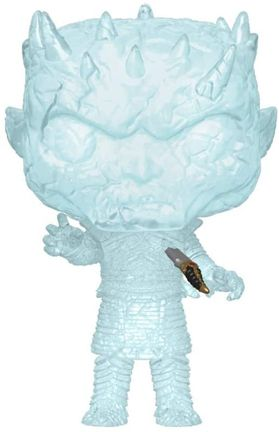 POP! Television: Game of Thrones - Crystal Night King w/Dagger Vinyl Figure