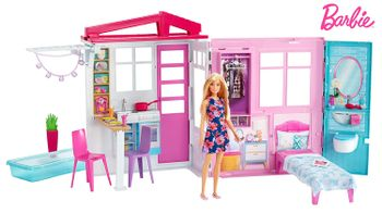 Barbie - House and Doll