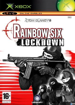 Xbox Tom Clancy's Rainbow Six: Lockdown [USED] (Grade B)