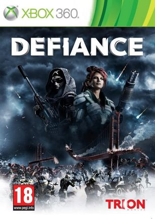 Xbox 360 Defiance [USED] (Grade A)