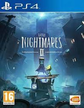 PS4 Little Nightmares 2 [USED] (Grade A)
