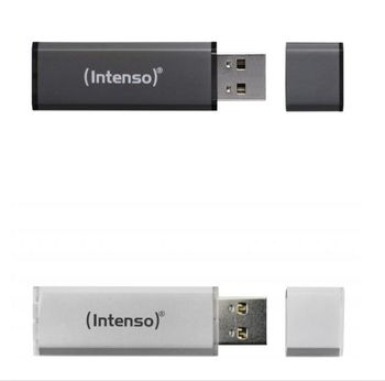 Intenso 2.0  Alu Line Double Pack - 2x32GB