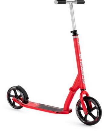 PUKY - SpeedUs One Scooter - Red