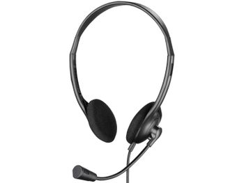 Sandberg USB Headset - Black