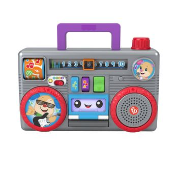 Fisher-Price Educational Cassette Player In Greek And English
