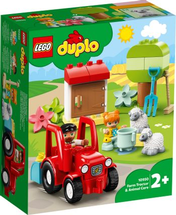 LEGO DUPLO - Farm Tractor & Animal Care