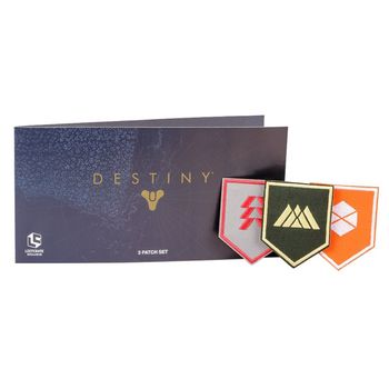 Destiny - Factions Patches 3-Pack