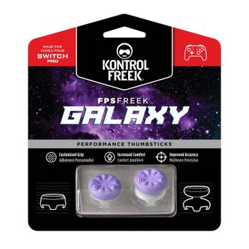 KontrolFreek Nintendo Switch Pro FPS Galaxy Inferno Thumbs