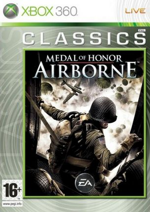 Xbox 360 Medal of Honor: Airborne [USED] (Grade A)