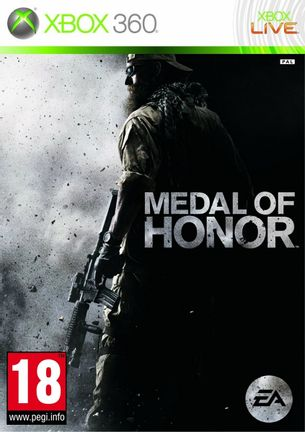 Xbox 360 Medal of Honor [USED] (Grade A)