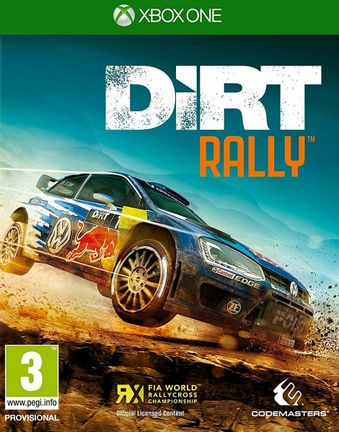 Xbox One DiRT Rally [USED] (Grade A)
