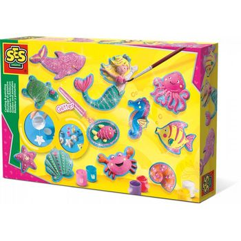 SES Creative - Ocean Casting and Painting Set