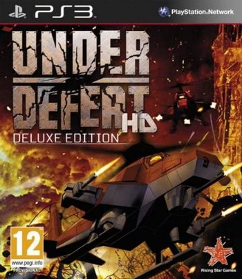 PS3 Under Defeat HD Deluxe Edition