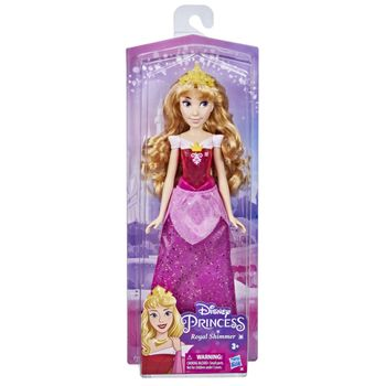 HASBRO DISNEY PRINCESSES FD Royal Shimmer lelle, sort.,