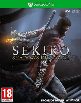Xbox One Sekiro: Shadows Die Twice [USED] (Grade A)