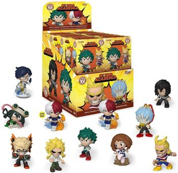 Mystery Minis: My Hero Academia - Vinyl Figures Blind Box