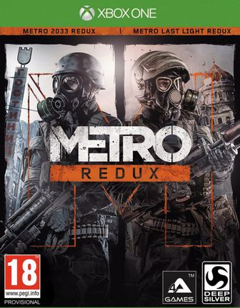 Xbox One Metro Redux: 2033 and Last Light [USED] (Grade A)