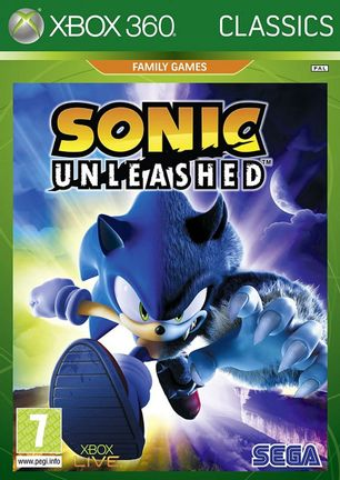 Xbox 360 Sonic Unleashed [USED] (Grade A)