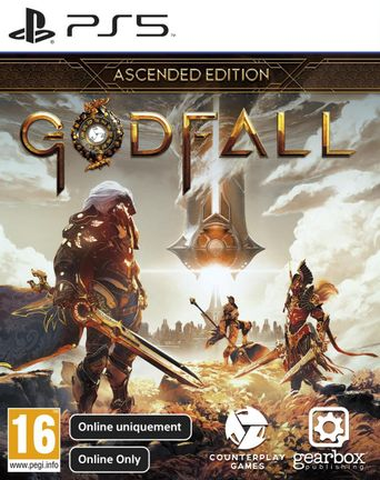 PS5 Godfall Ascended Edition