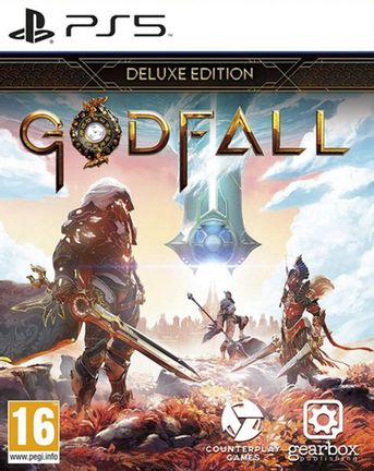 PS5 Godfall Deluxe Edition
