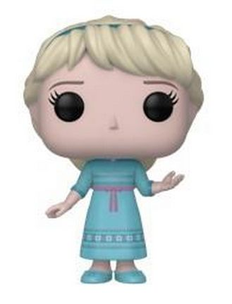 POP! Disney: Frozen II - Young Elsa Vinyl Figure