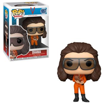POP! Television: V We Are of Peace Always - Diana (With Glasses) Vinyl Figure