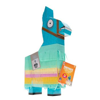 Fortnite - Llama Drama incl. Dark Voyager Figure and Accessories for 10cm Figures, 23 Pieces