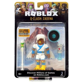 Roblox - Q-Clash: Zadena Action Figure