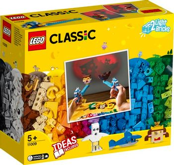 LEGO Classic - Bricks and Lights (11009)
