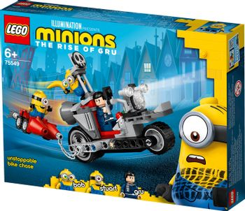 LEGO Minions: Unstoppable Bike Chase (75549)
