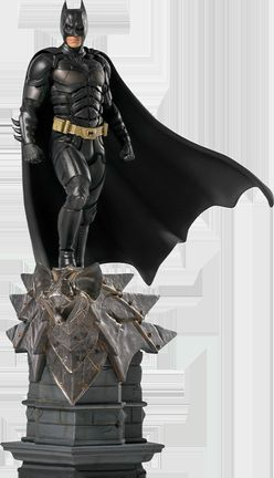 Iron Studios The Dark Knight - Batman Deluxe Art Scale 1/10 Statue