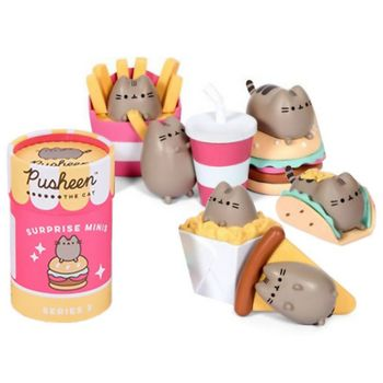 Pusheen - Surprise Figures Blind Box, Series 3