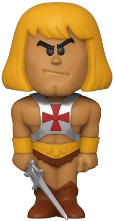 SODA Can: Masters Of The Universe - He-Man Vinyl Figure