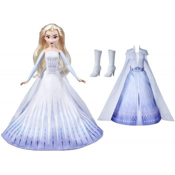 Disney Frozen 2 - Elsa's Transformation