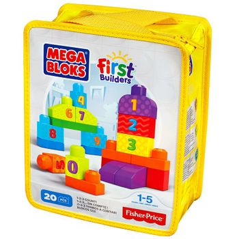 Fisher-Price - Mega Bloks First Build N Learn Bags