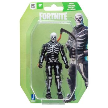 Fortnite - Skull Trooper Action Figure, 10cm