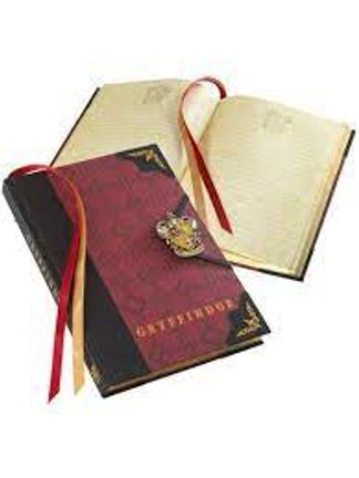 HP- Gryffindor Journal