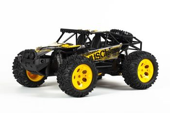 TechToys - Muscle Off-Road 1:12 2,4GHz R/C Metal - Yellow