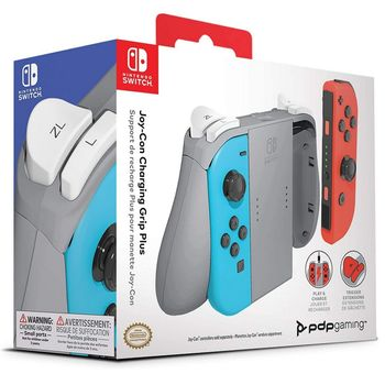 PDP Nintendo Switch Upgraded Joy Con Pro Charging Grip