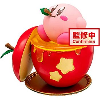 Banpresto Kirby: Paldoce Collection Vol.1 - Kirby (Ver A) (6cm) Statue