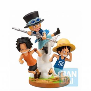 Ichibansho One Piece: The Bonds Of Brothers Statue