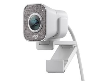 LOGITECH StreamCam Webcam - White (PC)