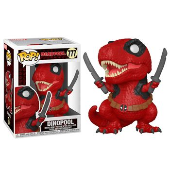 POP! Marvel: Deadpool 30th - Dinopool Vinyl Bobble-Head