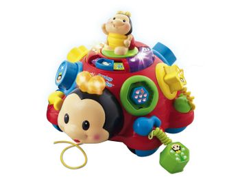 Vtech - Baby Learningbug with Crazy Legs (Danish)