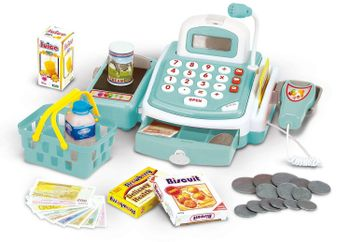 3-2-6 - Large cash register with lights, sound and accessories