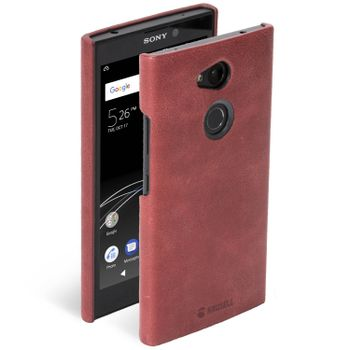 Krusell Sunne Cover Sony Xperia L2 - Red
