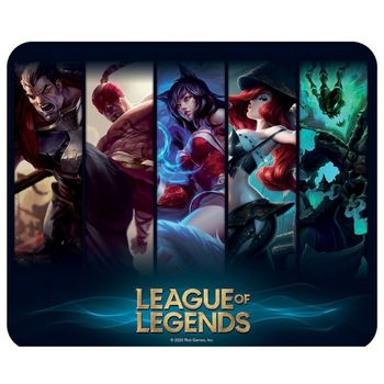 League of Legends Champions Flexible Mousepad