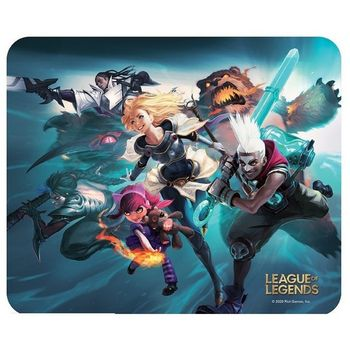 Mouse Pad League of Legends - Team, Flexible 235x195mm