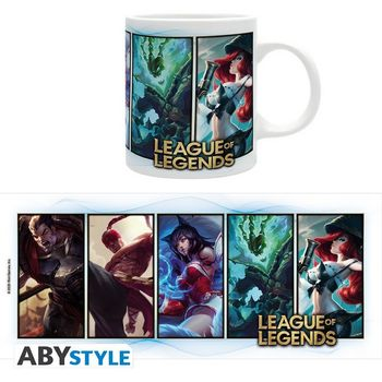 League of Legends Champions 320ml Mug